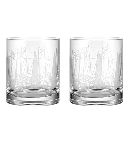 ZAHA HADID Sketch berlin tumblers set of two