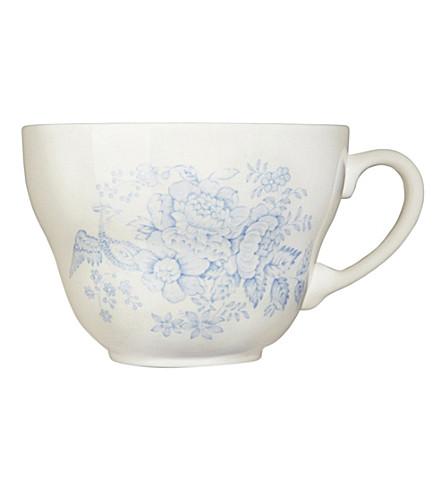 BURLEIGH Asiatic pheasants breakfast cup 420ml (Blue