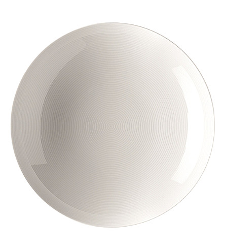 LOFT BY ROSENTHAL Loft deep porcelain plate 24cm