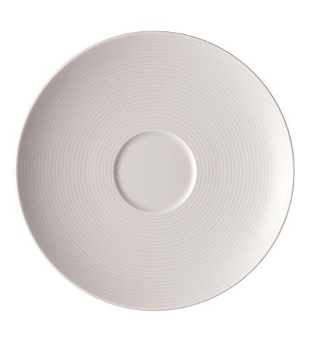 LOFT BY ROSENTHAL Loft 4 low porcelain saucer