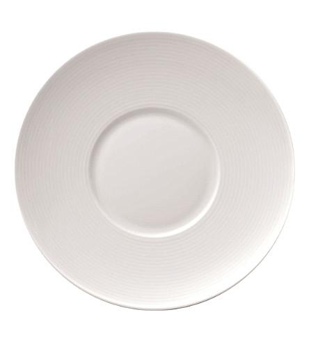 LOFT BY ROSENTHAL Loft 4 tall porcelain saucer