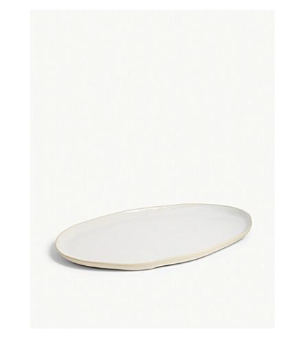 DASSIE ARTISAN Ceramic platter dish