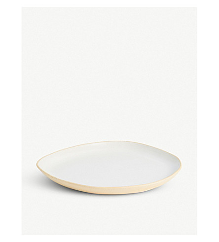 DASSIE ARTISAN Fennel ceramic side plate 22cm