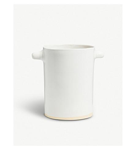 DASSIE ARTISAN Fennel ceramic utensil pot 22cm