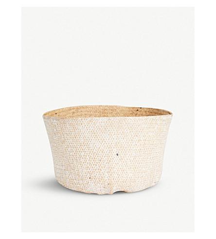 DASSIE ARTISAN Mosi seagrass basket