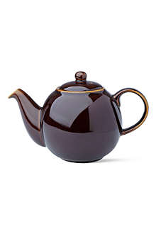 LONDON POTTERY Six cup teapot