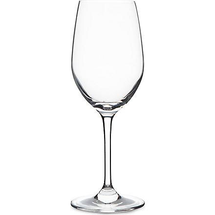 DARTINGTON Orbit crystal white wine glass