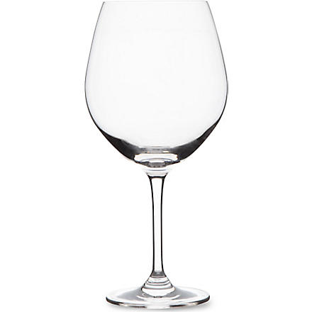 DARTINGTON Orbit crystal grande wine glass
