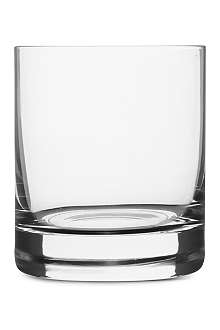DARTINGTON Orbit large crystal tumbler