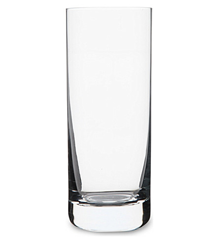 DARTINGTON Orbit crystal highball glass