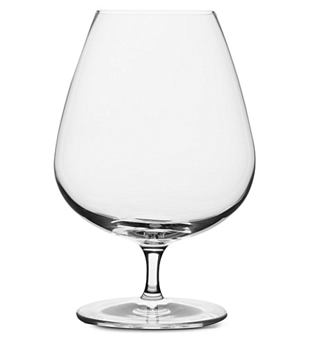 DARTINGTON Orbit crystal brandy glass