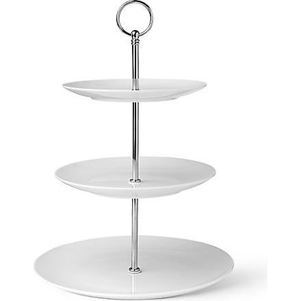 MAXWELL & WILLIAMS Cashmere three-tier cake stand