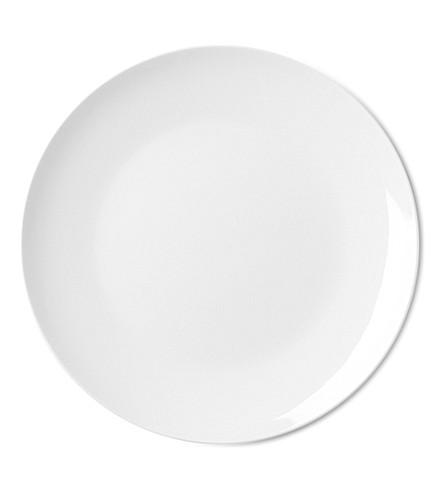 MAXWELL & WILLIAMS Cashmere Coupe dinner plate 27cm