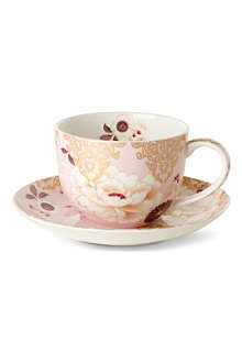 MAXWELL & WILLIAMS Kimono teacup and saucer