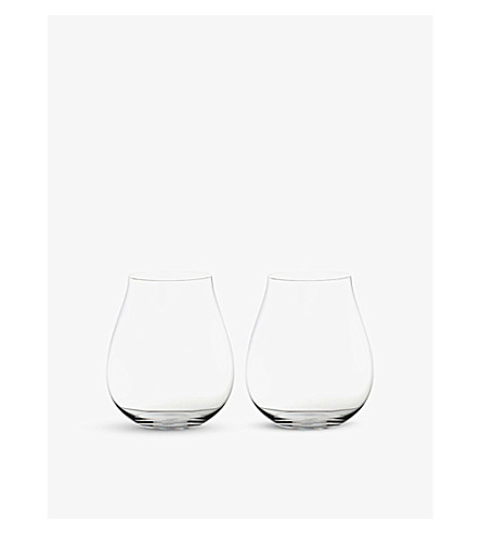 RIEDEL Pinot Noir wine glass twin-pack