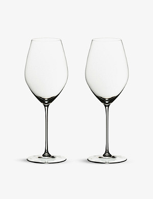 RIEDEL Veritas champagne wine glass set