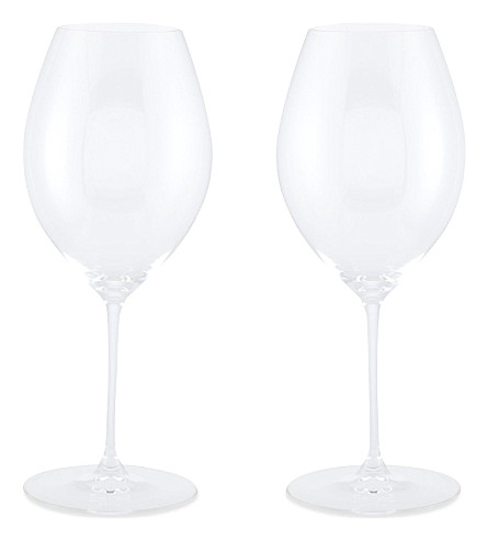 RIEDEL Old World Syrah wine glass twin-pack
