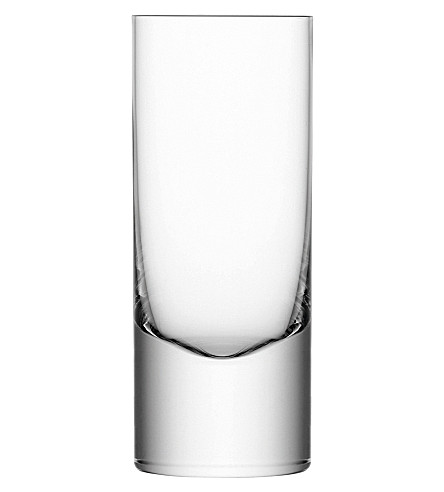 LSA Boris highball glasses pair