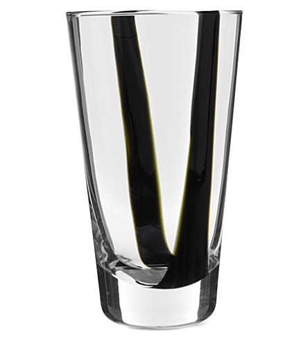 LSA Jazz set of four highball glasses