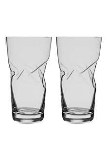 LSA Helix pair of tumblers
