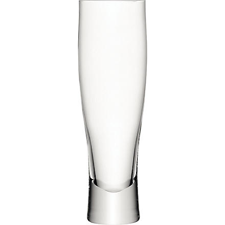 LSA Set of two Bar lager glasses