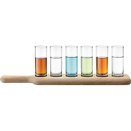 LSA Paddle vodka set