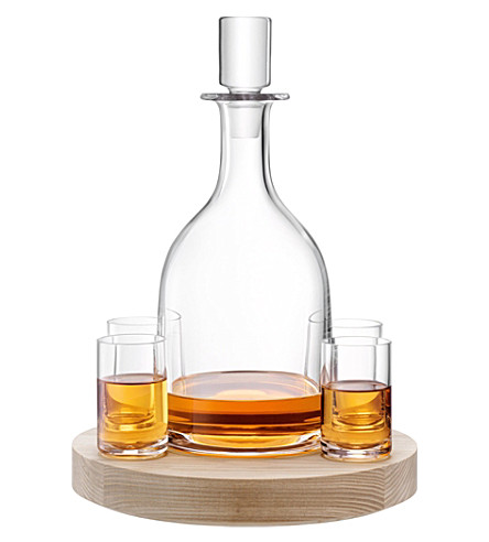 LSA Lotta decanter set 0.95L