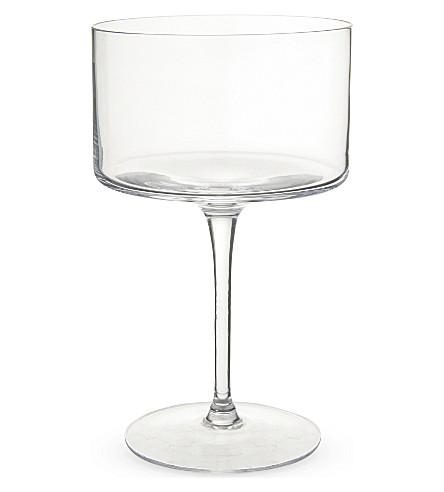 LSA Otis champagne cocktail glasses x 4 280ml