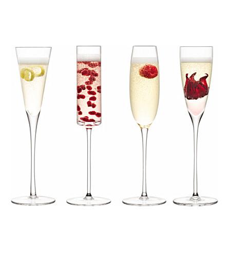 LSA套装四余露香槟眼镜