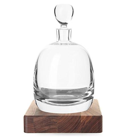 LSAISLAY 威士忌滗水器和底座