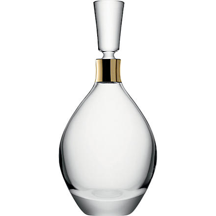 LSA Julia Gold decanter