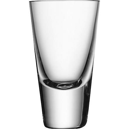 LSA Bar vodka shot glasses set of four