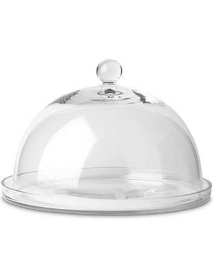 LSA Vienna glass plate and dome