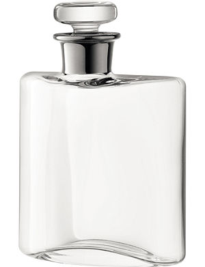 LSA Glass flask with platinum neck