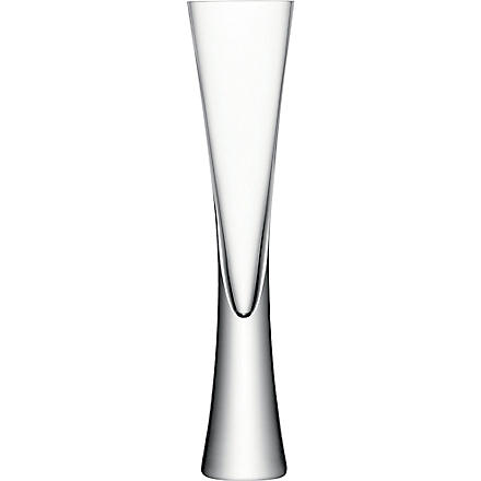 LSA Set of two Moya champagne flutes