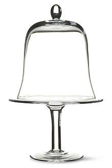 LSA Serve cake stand and dome