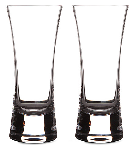 LSA Moya pair of highball glasses