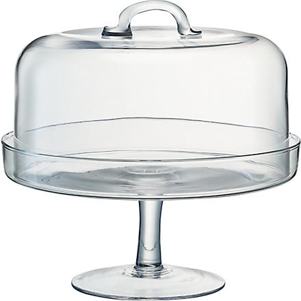 LSA Serve cakestand and dome