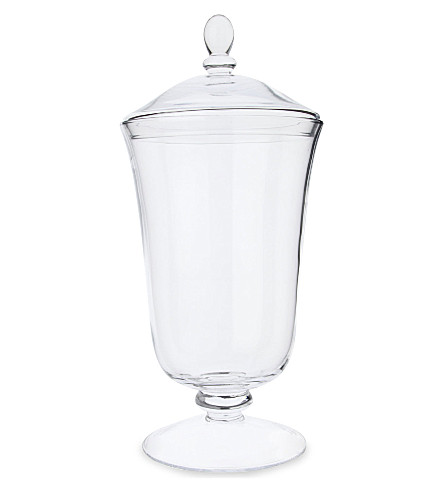 LSA Serve bonbon jar 38cm