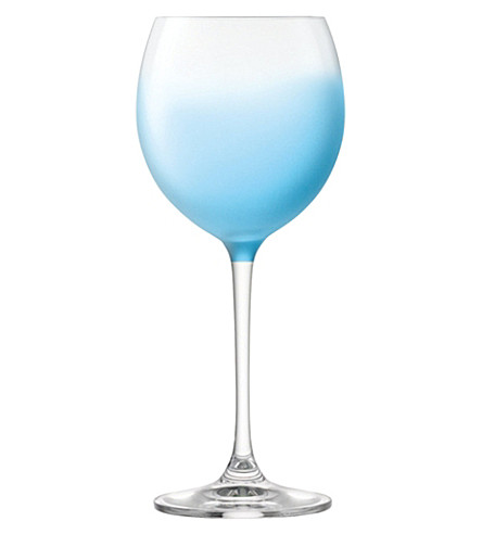 LSA Set of four Haze wine glasses