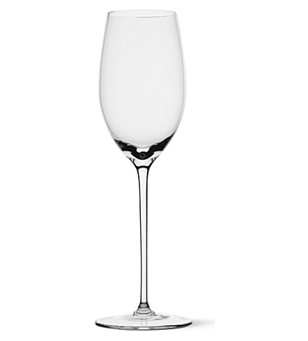 LSA White wine glasses set of four
