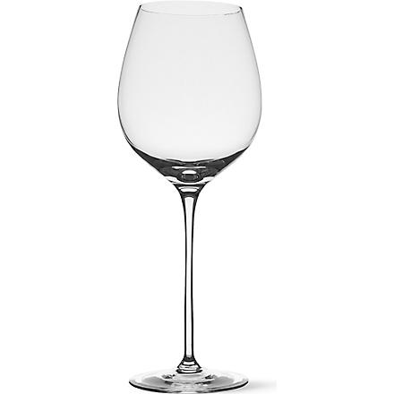 LSA Wine set of four red wine glasses