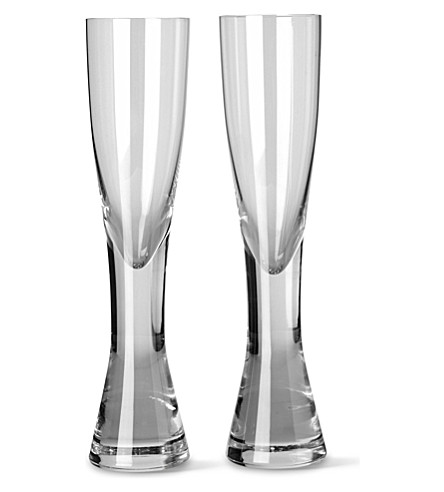 LSA Elina Champagne flutes pair