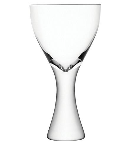 两个 Elina 葡萄酒眼镜的 LSA 集