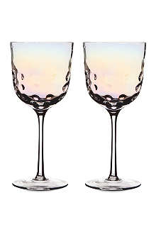 LSA Amelie pair of wine glasses