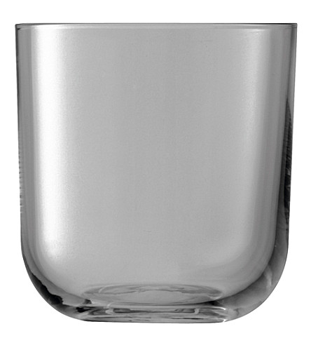LSA Centro Slate tumblers set of four