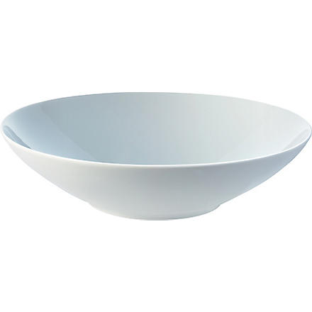 LSA Dine set of four soup/pasta bowls 24cm