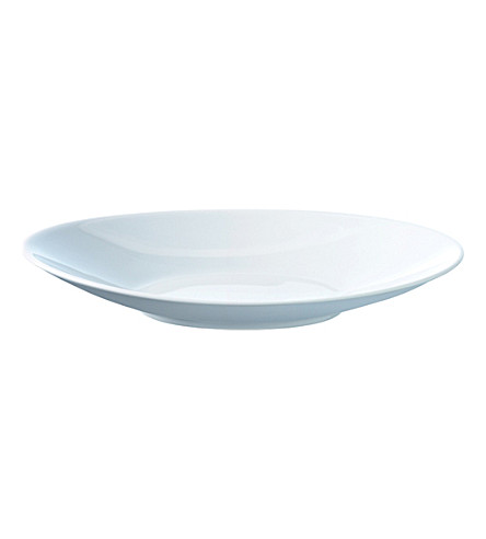 LSA Dine set of two oval dishes 20cm