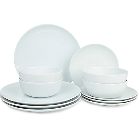 LSA Dine 12-piece dinner set