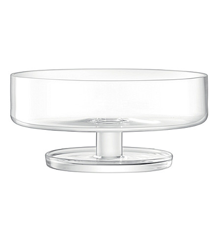 LSA Dame fruit bowl 28cm